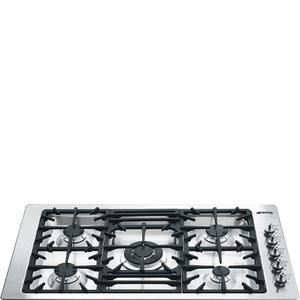 "Smeg36"" Built-in Gas Cooktop"