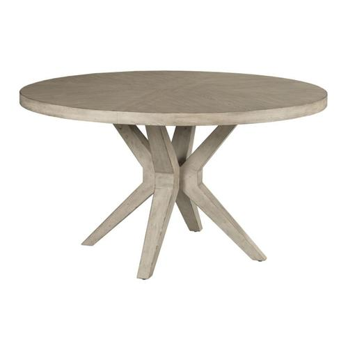 Hardy Round Dining Table Complete