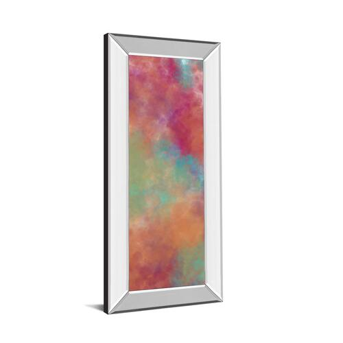 """Vapor Il. B"" By Jason Johnson Mirror Framed Print Wall Art"