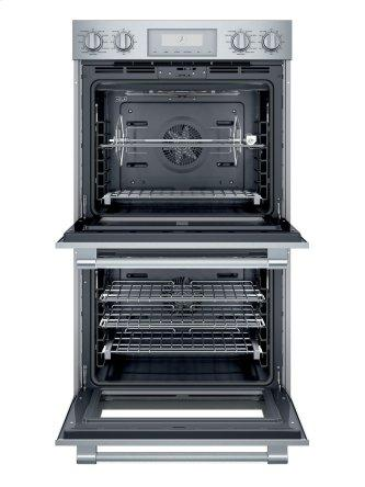 """30"""" Professional™ Series Double Wall Oven POD302W"""