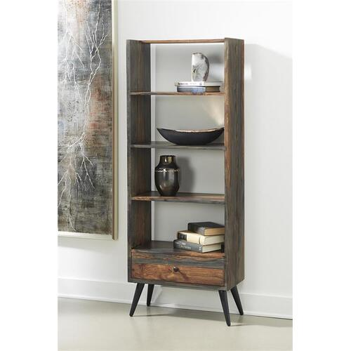 Gallery - 1 Drw Bookcase