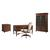 Additional Clinton Hill - Door Bookcase - Classic Cherry Finish