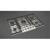 """30"""" Gas Cooktop - Stainless Steel"""