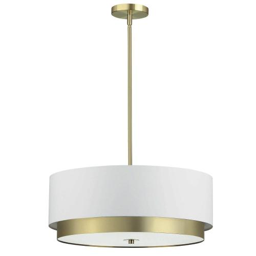 Product Image - 4lt Incand Pend, Agb W/ Wh Shade & Fr Glass Diff