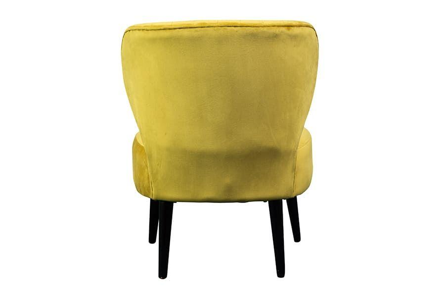 Lolita Gold Accent Chair, AC1843