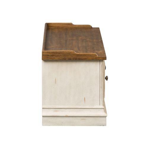 Liberty Furniture Industries - Storage Hall Bench