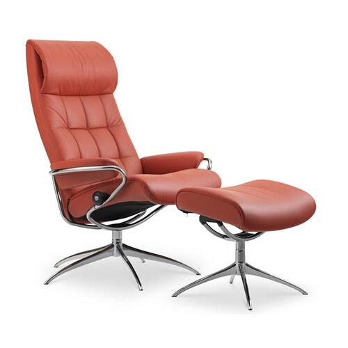 Stressless By Ekornes - Stressless London chair high standard base