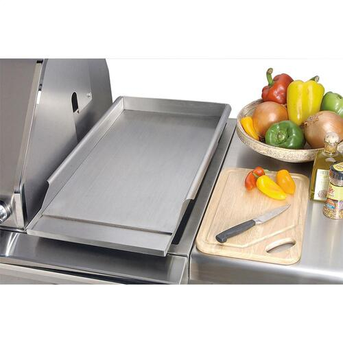 GRIDDLE FOR SIDE BURNER