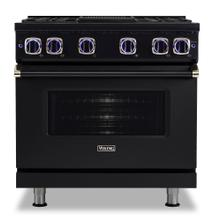 "36"" Limited Edition Sealed Burner Gas Range - VGR7362 Viking 7 Series"