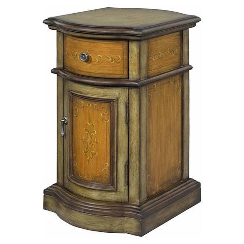 Natalie 1-door 1-drawer Cabinet