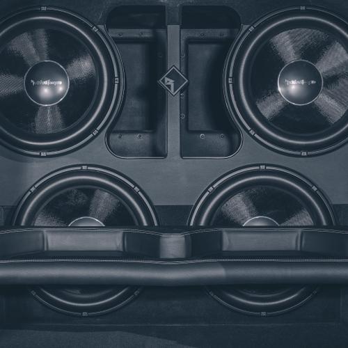 "Rockford Fosgate - Power 19"" T3 Single 2-Ohm Superwoofer"