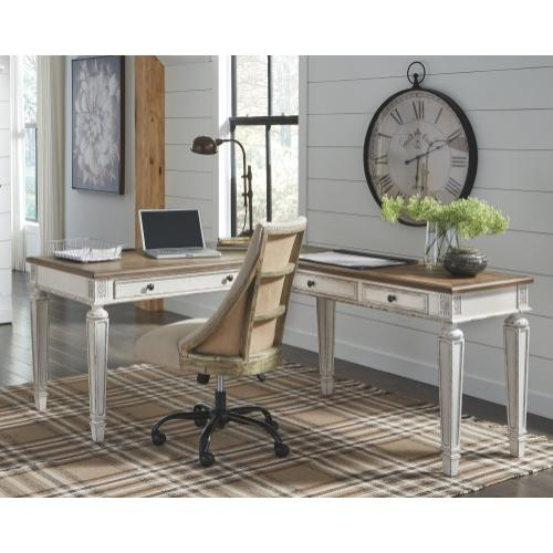 Realyn Home Office Desk Return