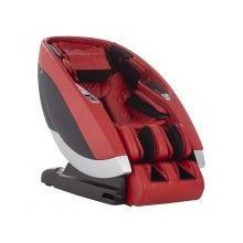 Super Novo Massage Chair - Red SofHyde