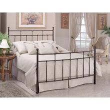 Providence King Headboard and Footboard Set