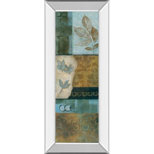 "Classy Art - ""Winter Is Hear I"" By Norm Olson Mirror Framed Print Wall Art"