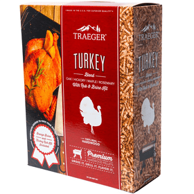 Turkey Pellet Blend w/ Brine Kit