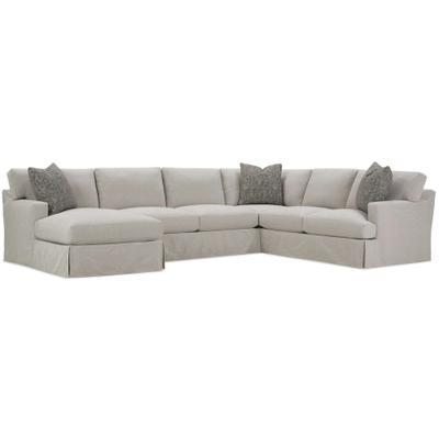 Grayson Slipcover Sectional Sofa