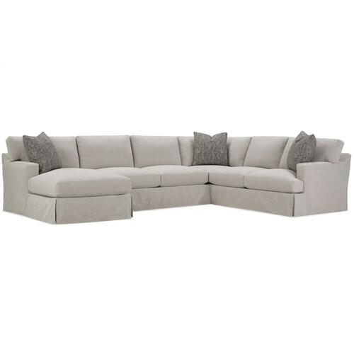 Grayson Slipcover Sectional Sofa