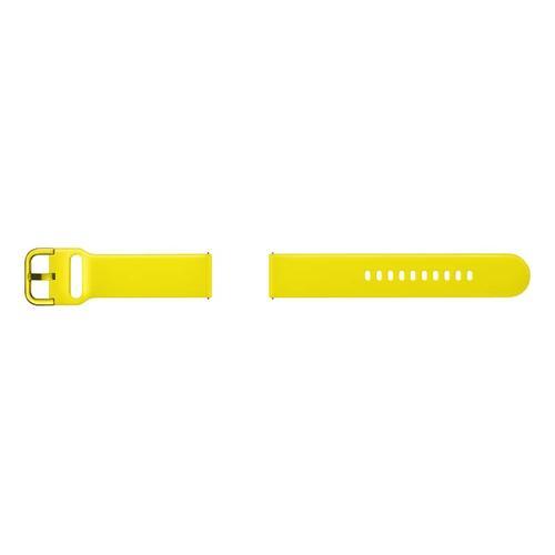 Fluoroelastomer Band (20mm) Yellow