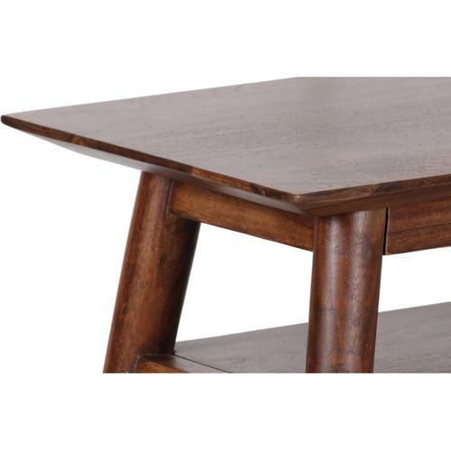 Porter International Designs - Portola Walnut Recliner Table, 2002-024WW