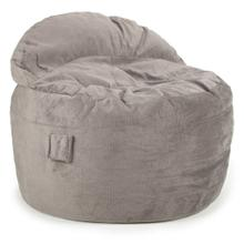 King Chair - NEST Chenille - Charcoal