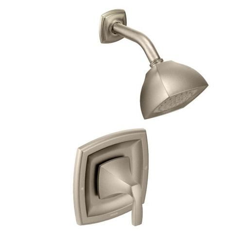 Voss brushed nickel posi-temp® shower only