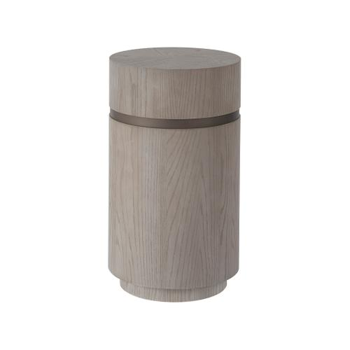 Universal Furniture - Small Round End Table