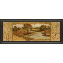 """River Scene Il"" Framed Print Wall Art"