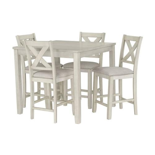 Sandpiper Counter Height Table and Chairs Set