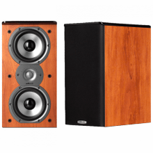 TSi Series 2-way bookshelf speaker with 5 1/4-inch driver in Cherry