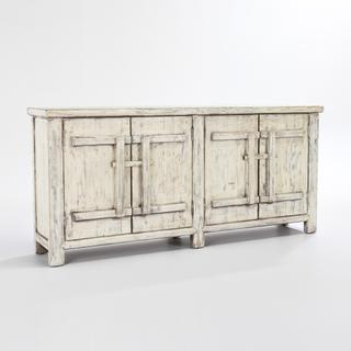 See Details - Lagos 4Dr Sideboard Antique White