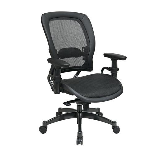 Professional Black Breathable Mesh Chair