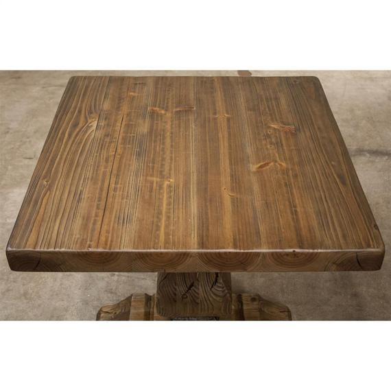 Riverside - Hawthorne - Side Table - Barnwood Finish