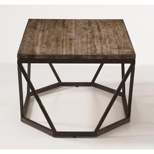 Flexsteel - Spectrum Rectangular Coffee Table