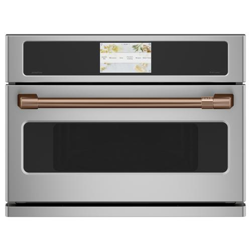 """Cafe - Café™ 27"""" Smart Five in One Oven with 120V Advantium® Technology"""