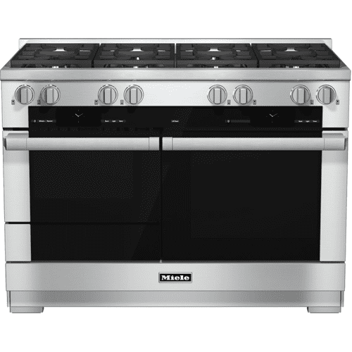 HR 1954-2 LP - 48 inch range Dual Fuel with M Touch controls, Moisture Plus and M Pro dual stacked burners
