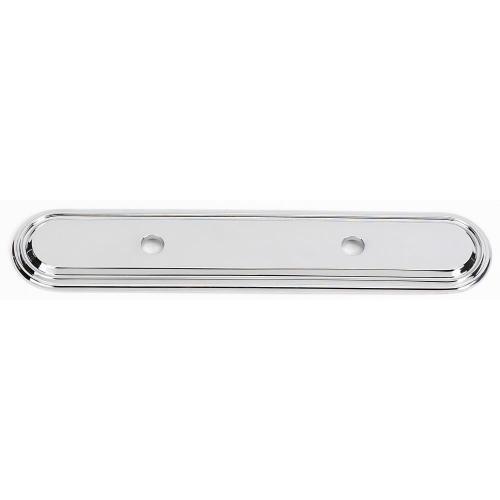 Product Image - Venetian Backplate A1507-3 - Polished Chrome
