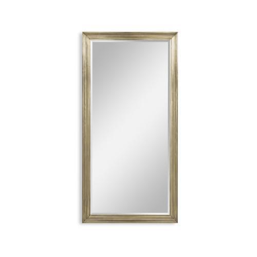 Hamilton Brass Floor Mirror