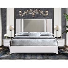 ASPEN WHITE BED