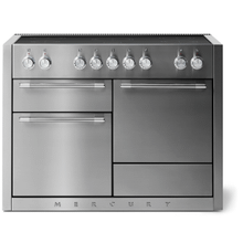 """See Details - Aga Mercury 48"""" Induction Model, Stainless Steel"""