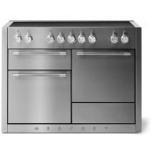 """Aga Mercury 48"""" Induction Model, Stainless Steel"""