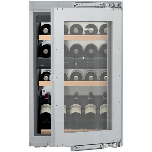 """24"""" Fully Integrated Panel Ready 30 Bottle 2 Zone Wine"""
