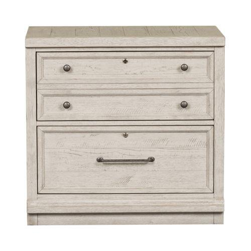 Liberty Furniture Industries - Bunching Lateral File Cabinet