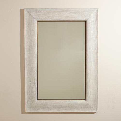 Toile Linen Mirror