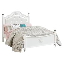 Olivia Full Poster Bed