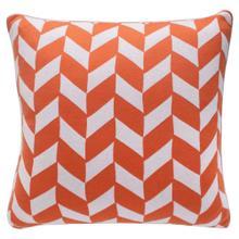 Joel Orange Cream Pillow