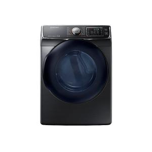 Samsung7.5 cu. ft. Gas Dryer in Black Stainless Steel
