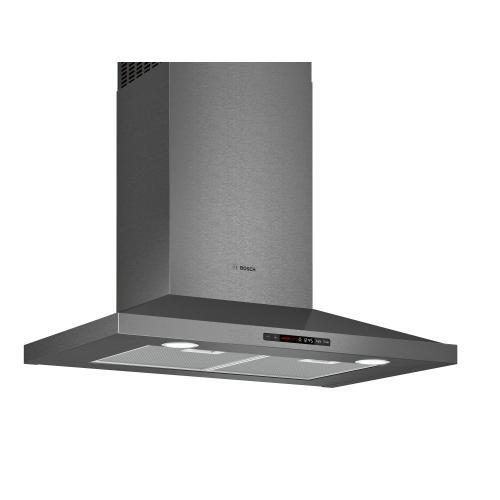 800 Series Wall Hood 30'' Black stainless steel HCP80641UC