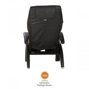 Perfect Chair ® PC-420 Classic Manual Plus - Matte Black - Sycamore Premium Leather