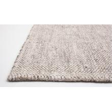 Bila Rug 6' x 9' - Light Grey